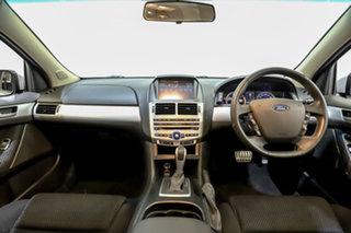 2014 Ford Falcon FG MkII XR6 Turbo Silver 6 Speed Sports Automatic Sedan