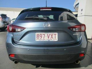 2015 Mazda 3 BM MY15 Maxx Blue 6 Speed Automatic Hatchback.