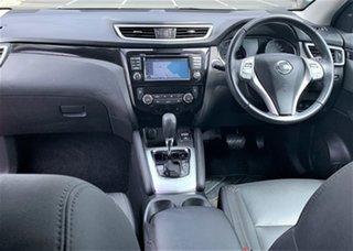 2016 Nissan Qashqai MY16 TI Red Automatic Wagon