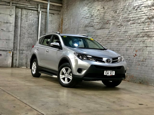 Used Toyota RAV4 ZSA42R GXL 2WD Mile End South, 2013 Toyota RAV4 ZSA42R GXL 2WD Silver 7 Speed Constant Variable Wagon