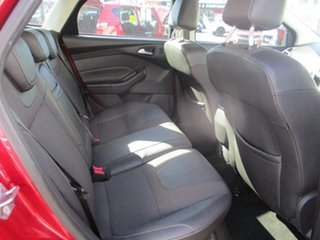 2011 Ford Focus LW Titanium Red 6 Speed Automatic Hatchback