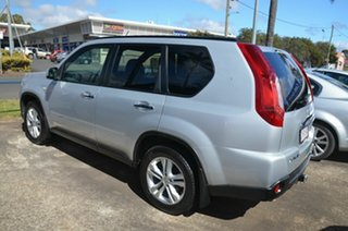 2011 Nissan X-Trail T31 MY11 ST-L (FWD) Silver Continuous Variable Wagon.
