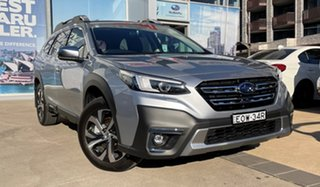2020 Subaru Outback MY21 AWD Touring Ice Silver Continuous Variable Wagon.