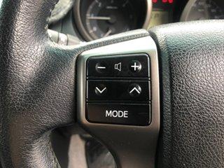 2009 Toyota Landcruiser Prado KDJ150R GXL White 5 Speed Sports Automatic Wagon