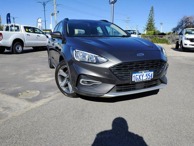 Used Ford Focus SA 2019.25MY Active Morley, 2019 Ford Focus SA 2019.25MY Active Magnetic 8 Speed Automatic Hatchback
