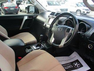 2016 Toyota Landcruiser Prado GDJ150R MY16 GXL (4x4) Silver 6 Speed Automatic Wagon