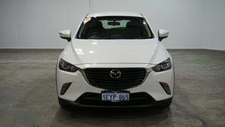 2015 Mazda CX-3 DK2W76 Maxx SKYACTIV-MT White 6 Speed Manual Wagon