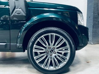 2015 Land Rover Discovery Series 4 L319 MY16 SDV6 SE Green 8 Speed Sports Automatic Wagon.