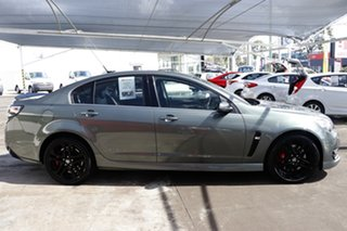 2016 Holden Commodore VF II MY16 SS V Redline Grey 6 Speed Sports Automatic Sedan.