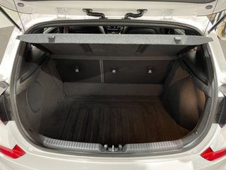 2018 Hyundai i30 PD MY18 SR D-CT Premium Polar White 7 Speed Sports Automatic Dual Clutch Hatchback