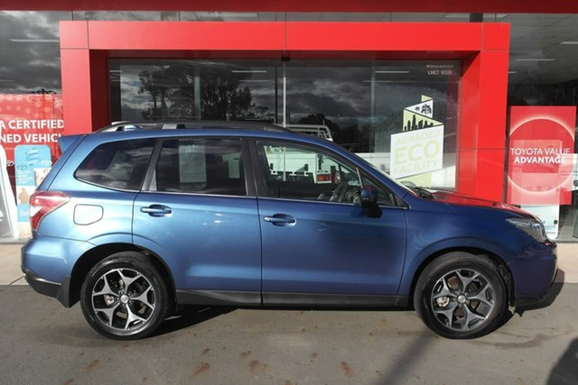 Pre-Owned Subaru Forester S4 MY15 2.0D-S CVT AWD Swan Hill, 2015 Subaru Forester S4 MY15 2.0D-S CVT AWD 7 Speed Constant Variable Wagon