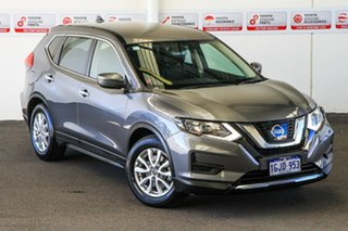 2017 Nissan X-Trail T32 ST 7 Seat (FWD) Continuous Variable Wagon.