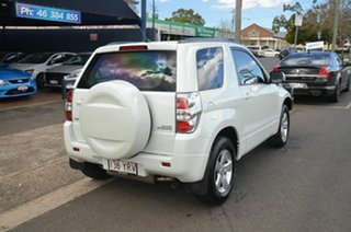 2017 Suzuki Grand Vitara JT MY15 Navigator (4x4) White 4 Speed Automatic Wagon.