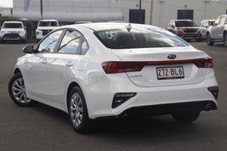 2021 Kia Cerato BD MY21 S Clear White 6 Speed Sports Automatic Sedan.