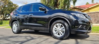2016 Nissan X-Trail T32 ST X-tronic 2WD Black 7 Speed Constant Variable Wagon.