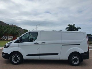 2020 Ford Transit Custom VN 2021.25MY 340L (Low Roof) Frozen White 6 Speed Automatic Double Cab Van