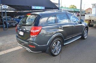 2016 Holden Captiva CG MY16 7 LTZ (AWD) Grey 6 Speed Automatic Wagon.