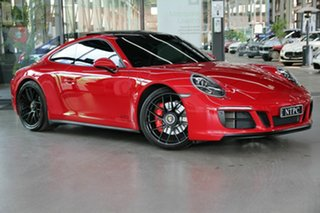 2019 Porsche 911 991 MY19 Carrera GTS PDK Red 7 Speed Sports Automatic Dual Clutch Coupe.