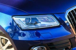 2015 Audi Q5 8R MY15 TFSI Tiptronic Quattro Blue 8 Speed Sports Automatic Wagon