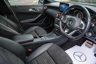 2017 Mercedes-Benz A-Class W176 808MY A250 D-CT 4MATIC Sport Polar Silver 7 Speed.