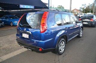 2009 Nissan X-Trail T31 MY10 ST (4x4) Blue 6 Speed CVT Auto Sequential Wagon.