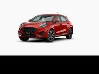 2021 Ford Puma JK 2021.25MY ST-Line Fantastic Red 7 Speed Sports Automatic Dual Clutch Wagon.