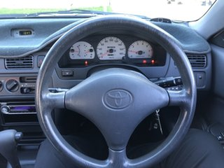 1996 Toyota Paseo EL54R White 4 Speed Automatic Coupe