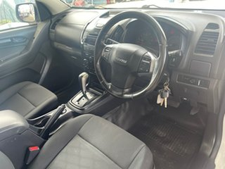 2016 Isuzu D-MAX TF MY15.5 SX (4x4) White 5 Speed Automatic Cab Chassis
