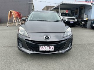 2013 Mazda 3 BL Series 2 MY13 SP25 Grey Sedan.