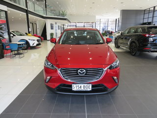 2017 Mazda CX-3 sTouring SKYACTIV-MT Wagon.