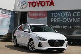 2019 Hyundai i30 PD MY19 Go White 6 Speed Automatic Hatchback.