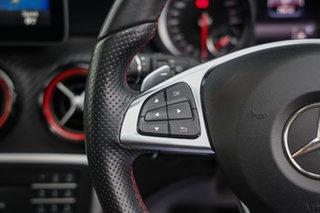 2017 Mercedes-Benz A-Class W176 808MY A250 D-CT 4MATIC Sport Polar Silver 7 Speed