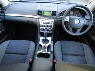 2009 Holden Commodore VE MY09.5 Omega Sportwagon Adventurine Silver 4 Speed Automatic Wagon