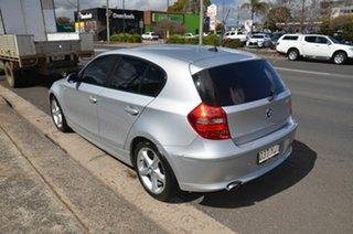 2009 BMW 120i E87 MY09 Silver 6 Speed Automatic Hatchback