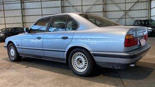 1990 BMW 5 Series E34 525i Executive Blue 4 Speed Automatic Sedan