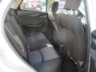 2016 Mazda CX-3 DK Maxx (FWD) White 6 Speed Automatic Wagon