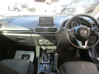 2015 Mazda 3 BM MY15 Maxx Blue 6 Speed Automatic Hatchback