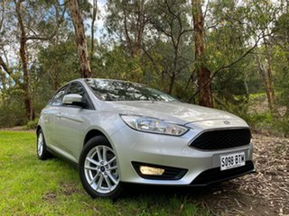 2017 Ford Focus LZ Trend Ingot Silver 6 Speed Automatic Hatchback