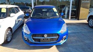 2021 Suzuki Swift SWIFT6 SWIFT GL NAVIGATOR Speedy Blue Hatchback.