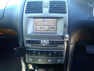 2004 Ford Fairmont BA MkII Ghia Black Magic 4 Speed Auto Seq Sportshift Sedan
