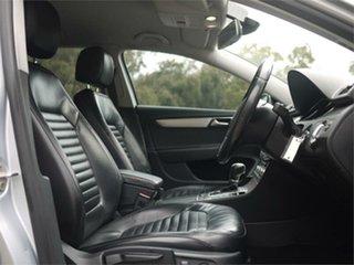 2012 Volkswagen Passat Type 3C MY12.5 125TDI DSG Highline Silver 6 Speed
