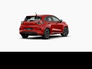 2021 Ford Puma JK 2021.25MY ST-Line Fantastic Red 7 Speed Sports Automatic Dual Clutch Wagon