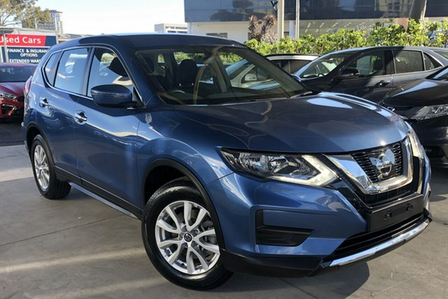 Used Nissan X-Trail T32 Series II ST X-tronic 2WD Zetland, 2019 Nissan X-Trail T32 Series II ST X-tronic 2WD Blue 7 Speed Constant Variable Wagon