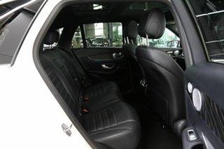 2017 Mercedes-Benz GLC-Class X253 807MY GLC250 9G-Tronic 4MATIC White 9 Speed Sports Automatic Wagon