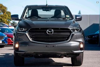 2021 Mazda BT-50 TFS40J XT Grey 6 Speed Sports Automatic Cab Chassis.