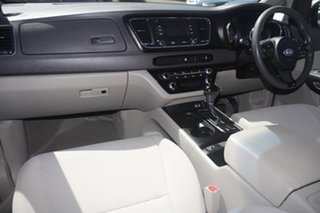 2015 Kia Carnival YP MY16 S Clear White 6 Speed Sports Automatic Wagon