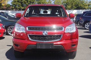 2016 Holden Colorado RG MY16 LS Crew Cab Red 6 Speed Sports Automatic Utility.