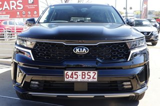 2020 Kia Sorento MQ4 MY21 Sport+ Aurora Black 8 Speed Sports Automatic Wagon.