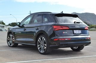 2019 Audi SQ5 FY MY20 Tiptronic Quattro Black 8 Speed Sports Automatic Wagon.