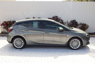 2016 Holden Astra BK MY17 RS Grey 6 Speed Manual Hatchback.